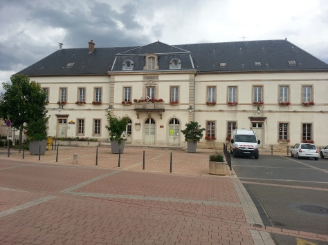 Marsanay La Cote Town Hall