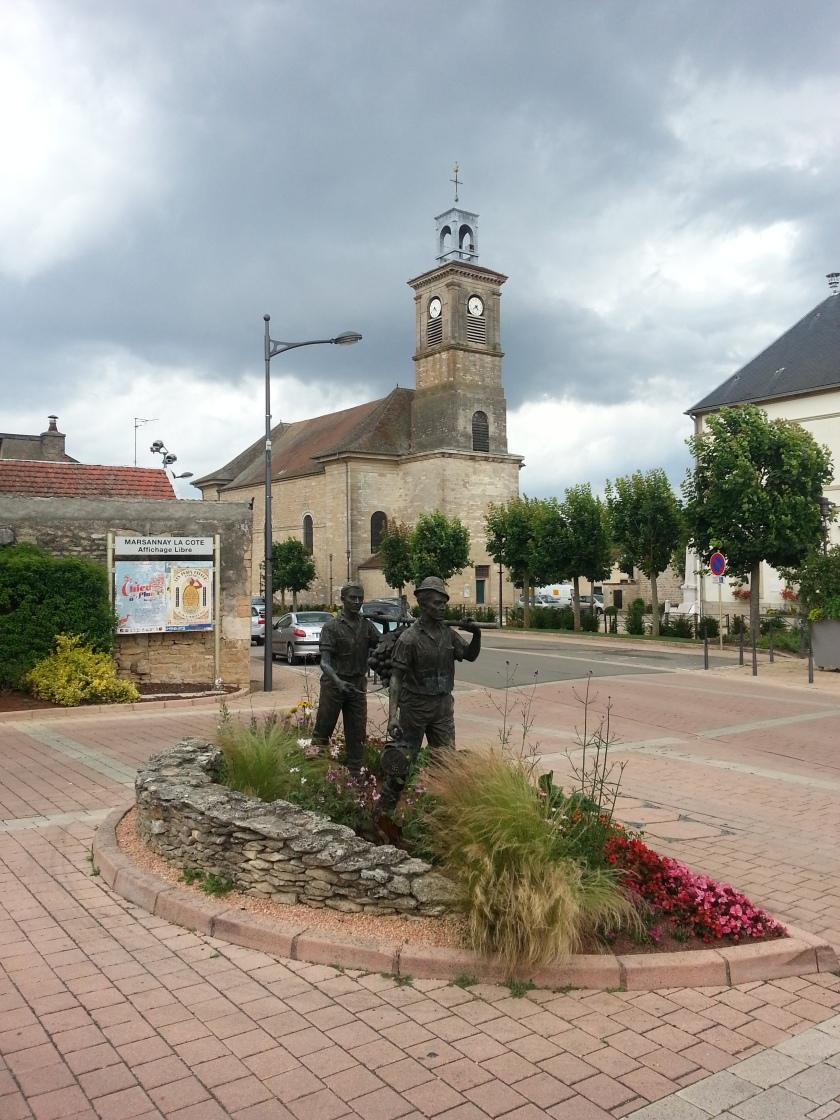 Marsannay La Cote